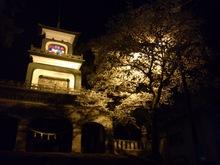20130405尾山神社と桜.jpg