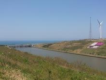 20130426サンセットパークから見た日本海.jpg