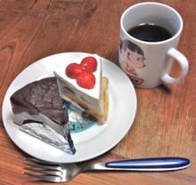140924夕食後のケーキ