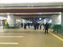 2015032003.20150307の金沢駅.JPG