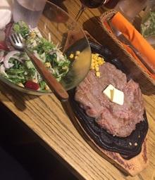 161007ザステーキ1ポンド肉.jpg