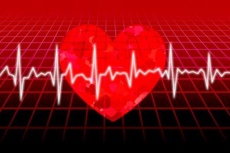 心血管病 病気のイメージ図