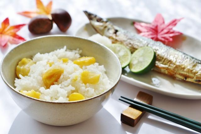 秋の食材を上手に~野菜果物編~