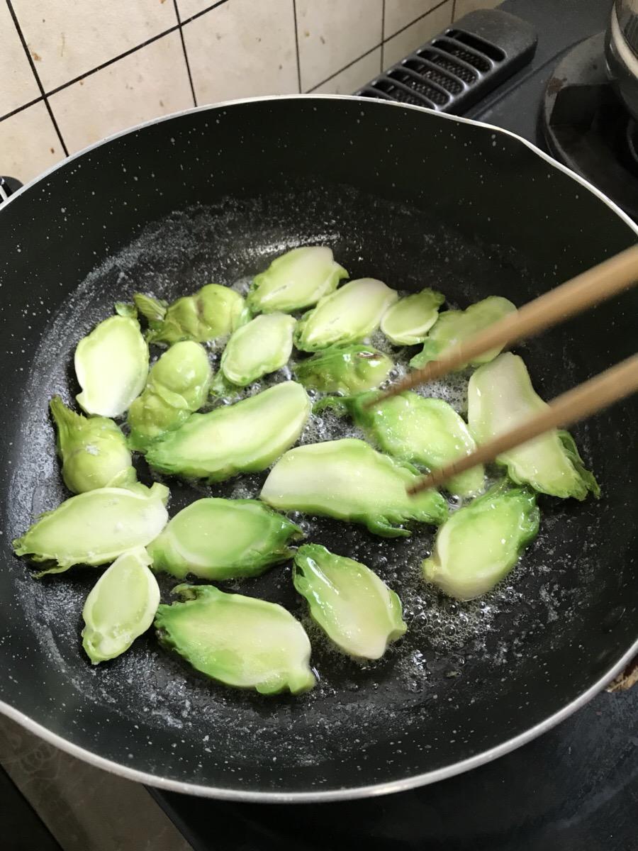 アブラナ科のほろ苦い春野菜ノススメ!