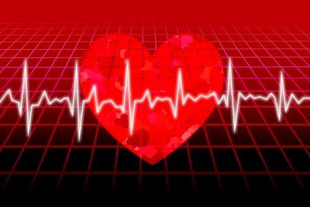 心拍数が高い状態が続くと早死にする?