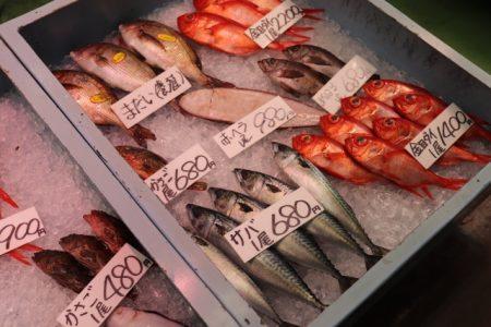魚介類に規制しているアニサキスにも要注意