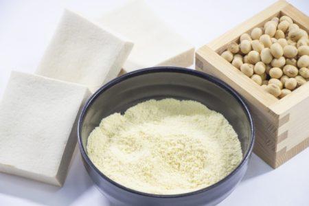 大豆製品 植物性たんぱく質が豊富