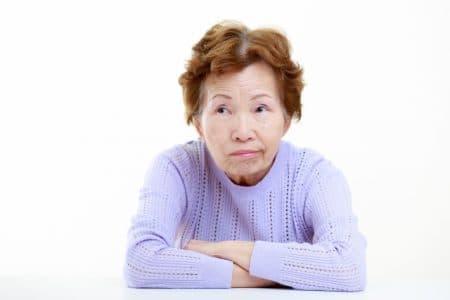 腎臓の数値に悩む女性