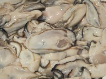 免疫力に亜鉛が多い牡蠣