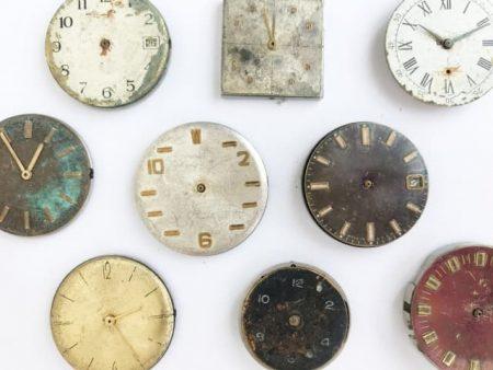 時計 時間のイメージ